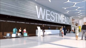 Westmead Hospital Redevelopment Project, Australia