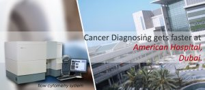Cancer diagnosis breathes best at American Hospital,Dubai
