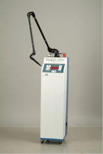 Ultra Pulse CO2 laser